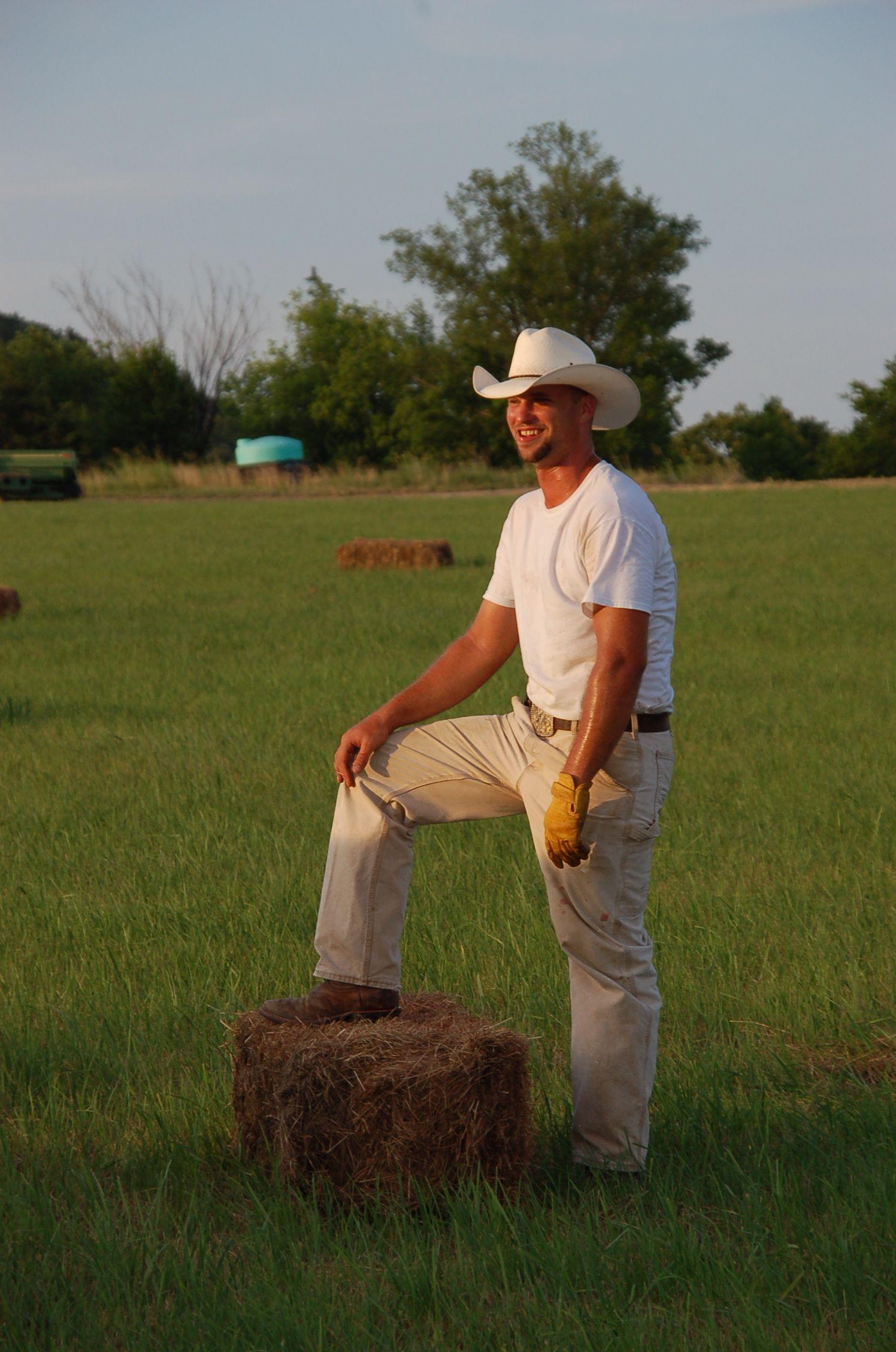 Visions of Cody: Kontemplation auf dem Feld