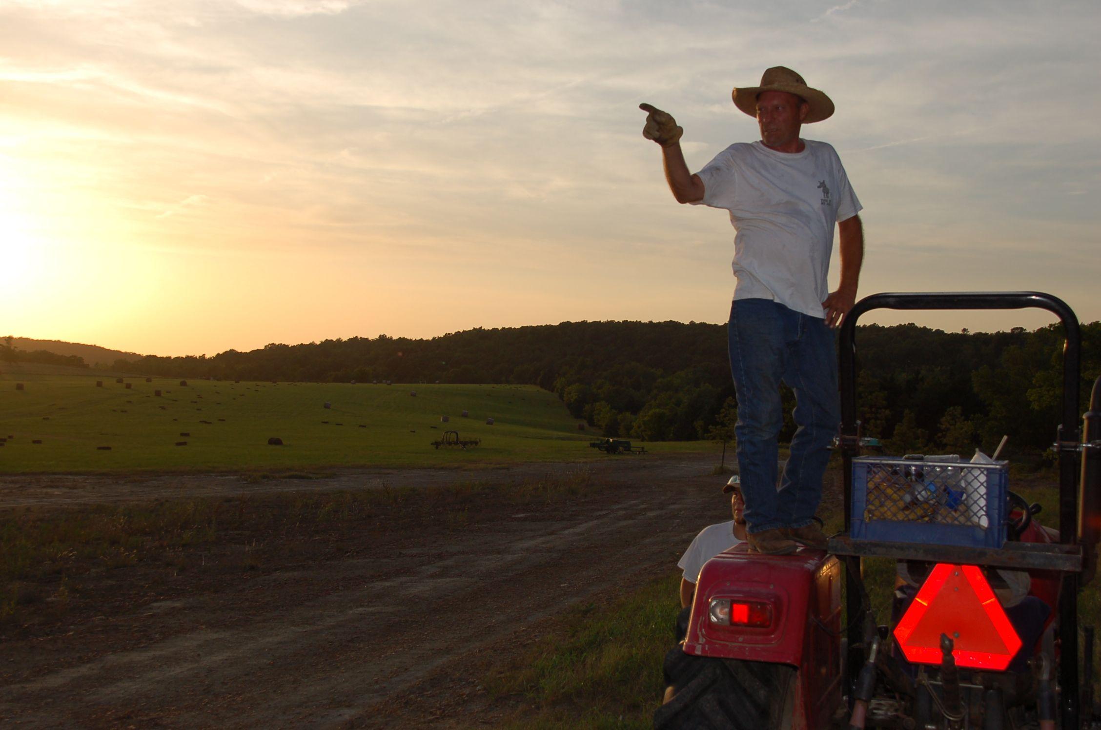 Cowboy und Troubadour: Jody