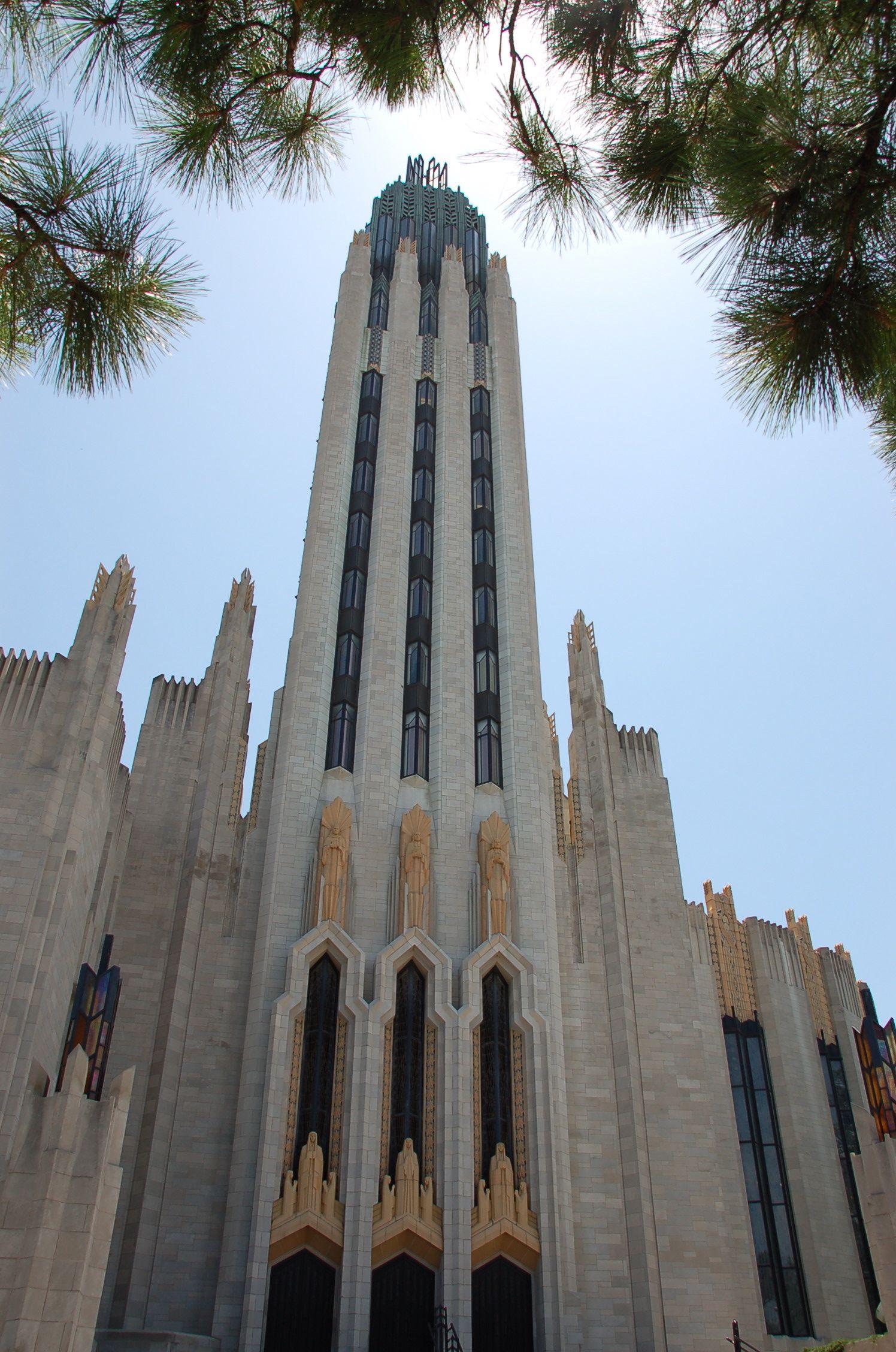 Art-Deco in Tulsa