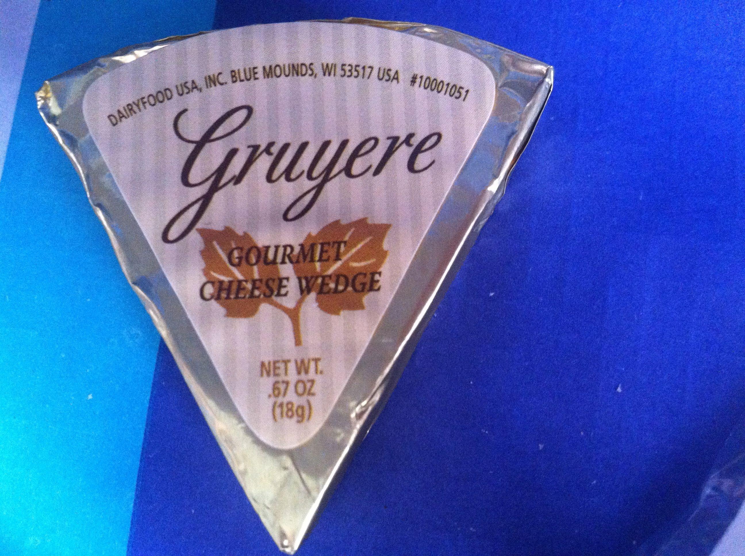Wo Gruyere draufsteht...
