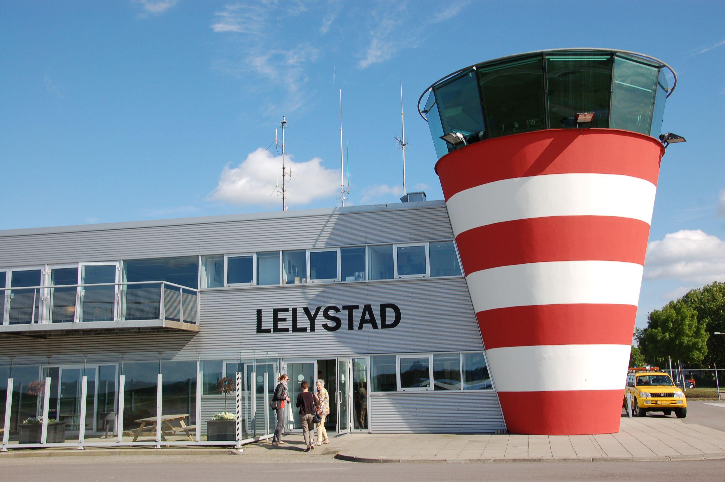 In Lelystad ist jederzeit ein Slot verfügbar