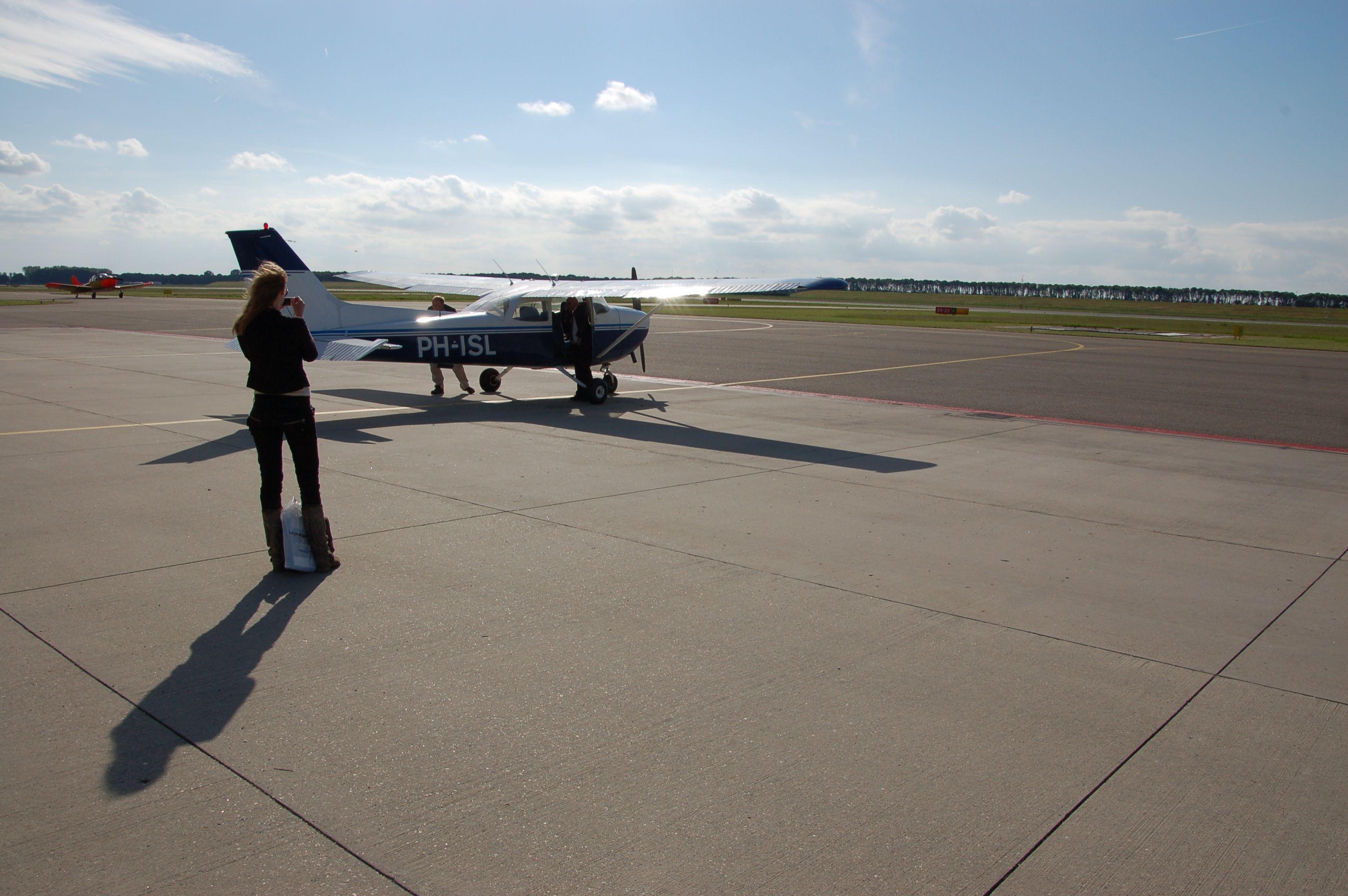 Boarding completed: Diesmal ist eine Cessna 172