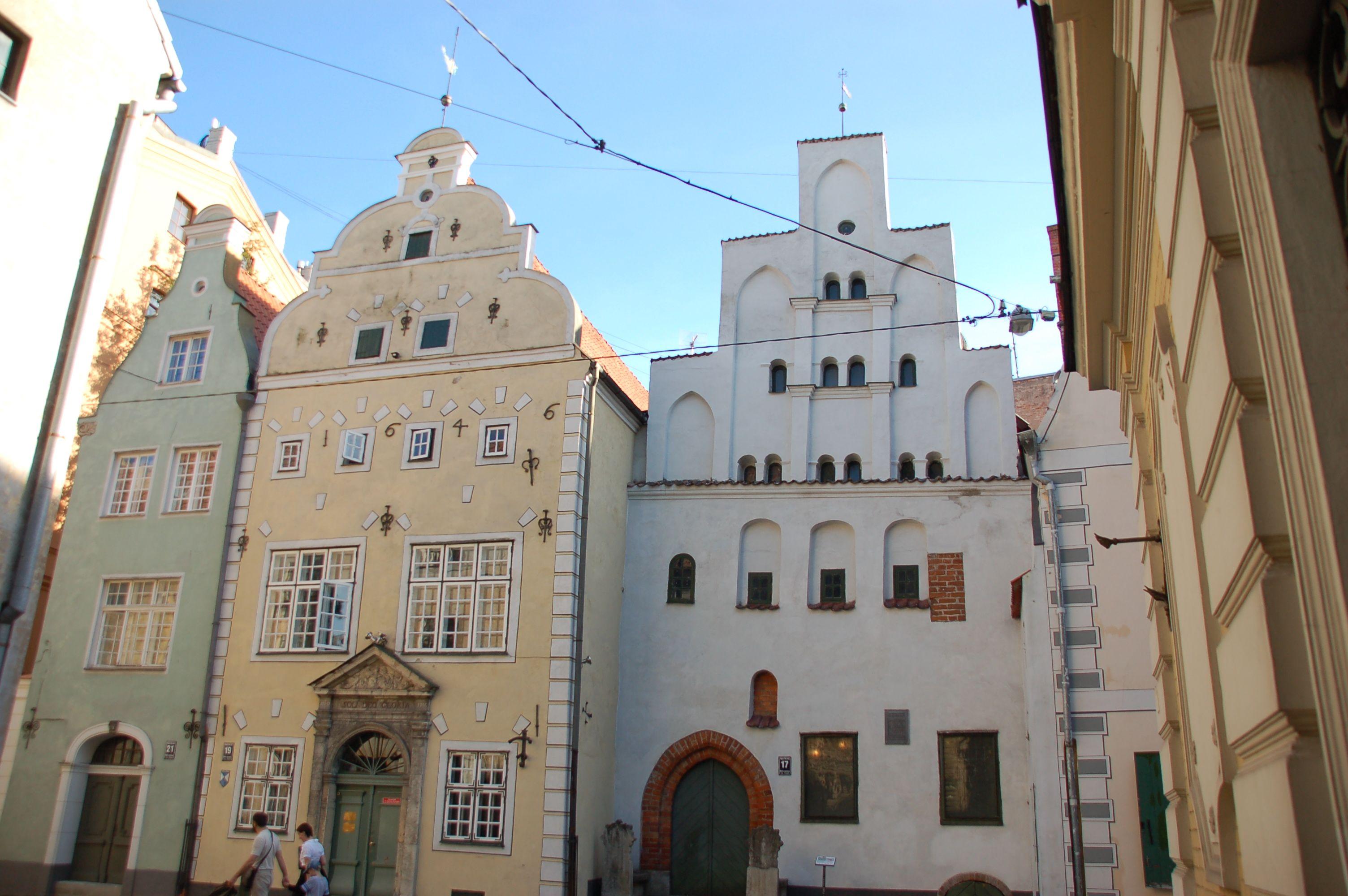 Diese Relikte aus der Hansezeit haben Jugendstil und Sowjetzeit überdauert