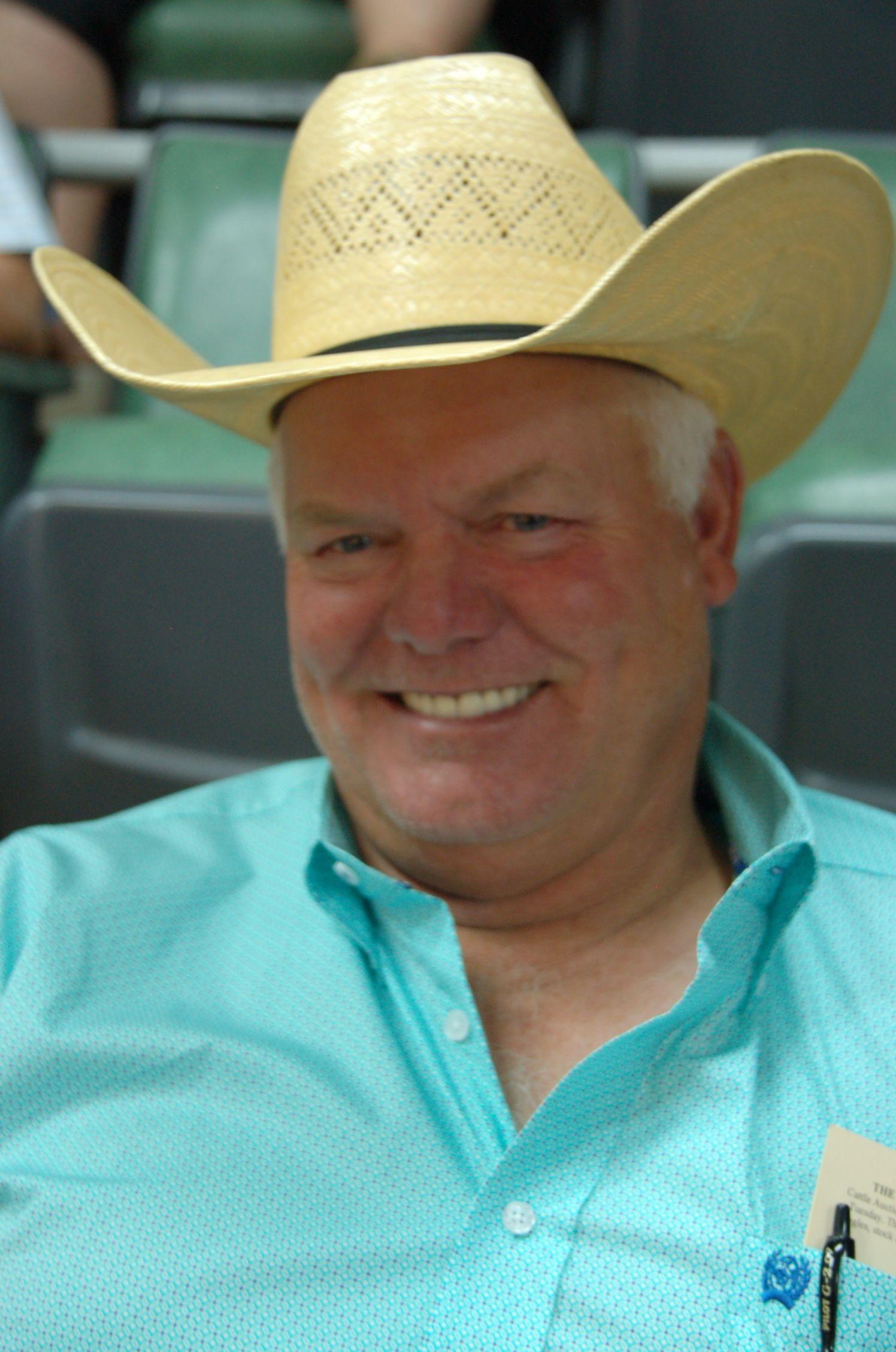 Ein Lächeln wie JR - Bill Hudspeth