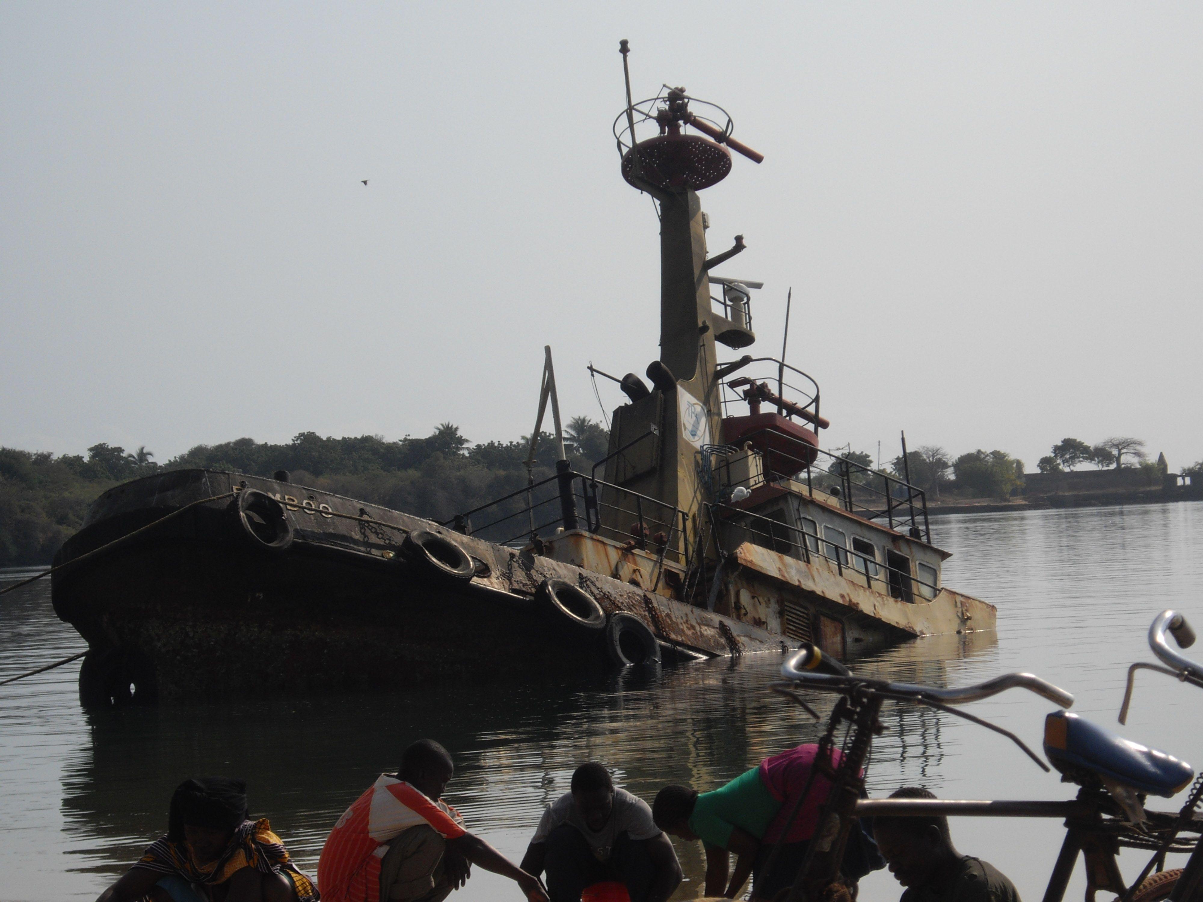 Der Fischmarkt von Mtwara ist quirrlig - aber nicht alles läuft optimal