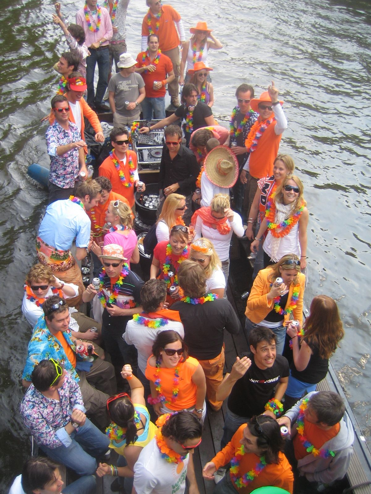 Amsterdam Koninginnendag210