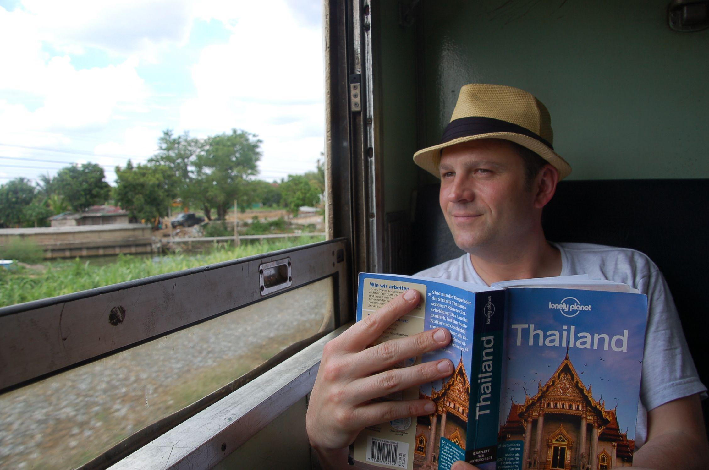 Bahn durch Thailand 10