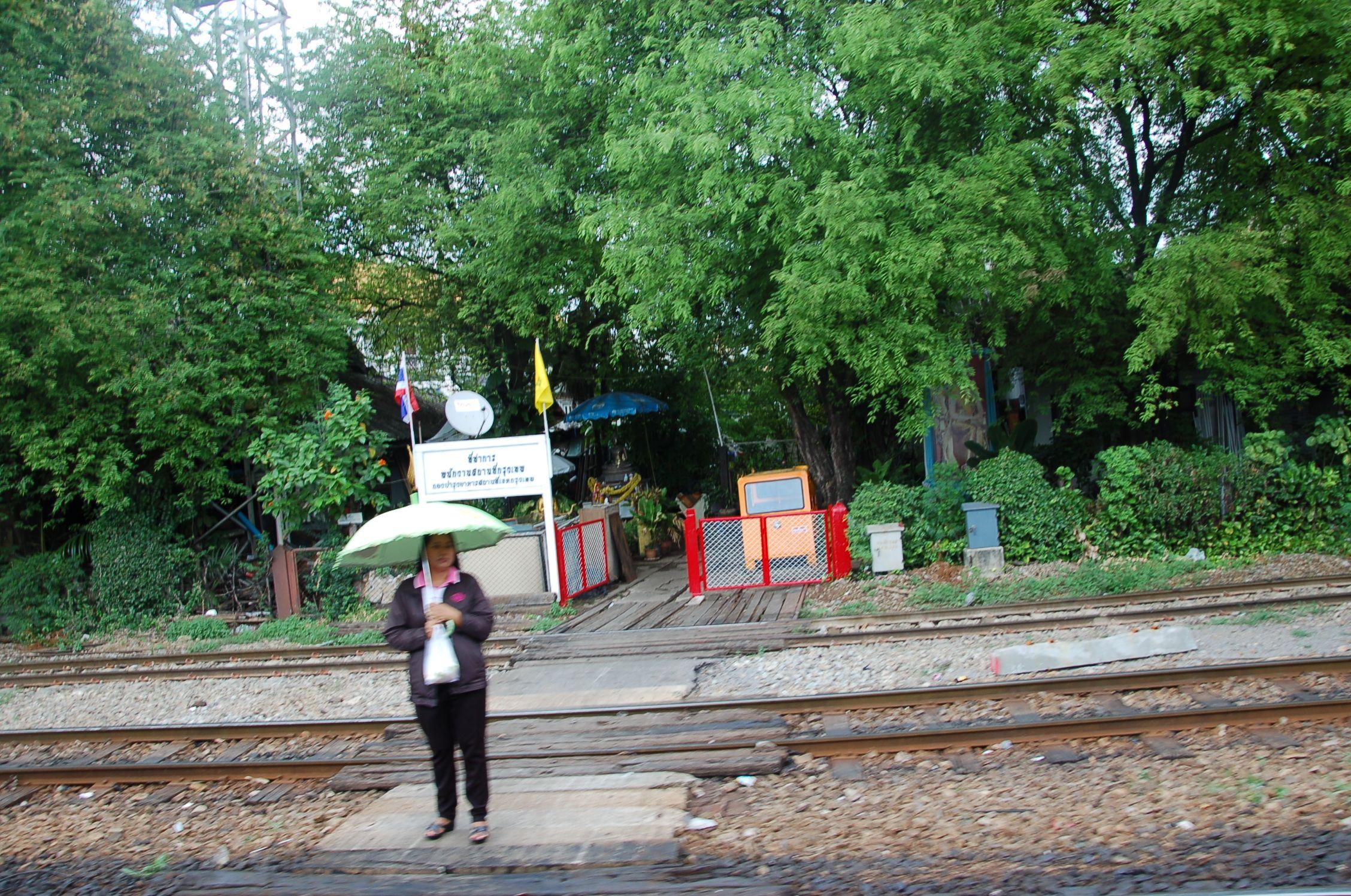Bahn durch Thailand d3