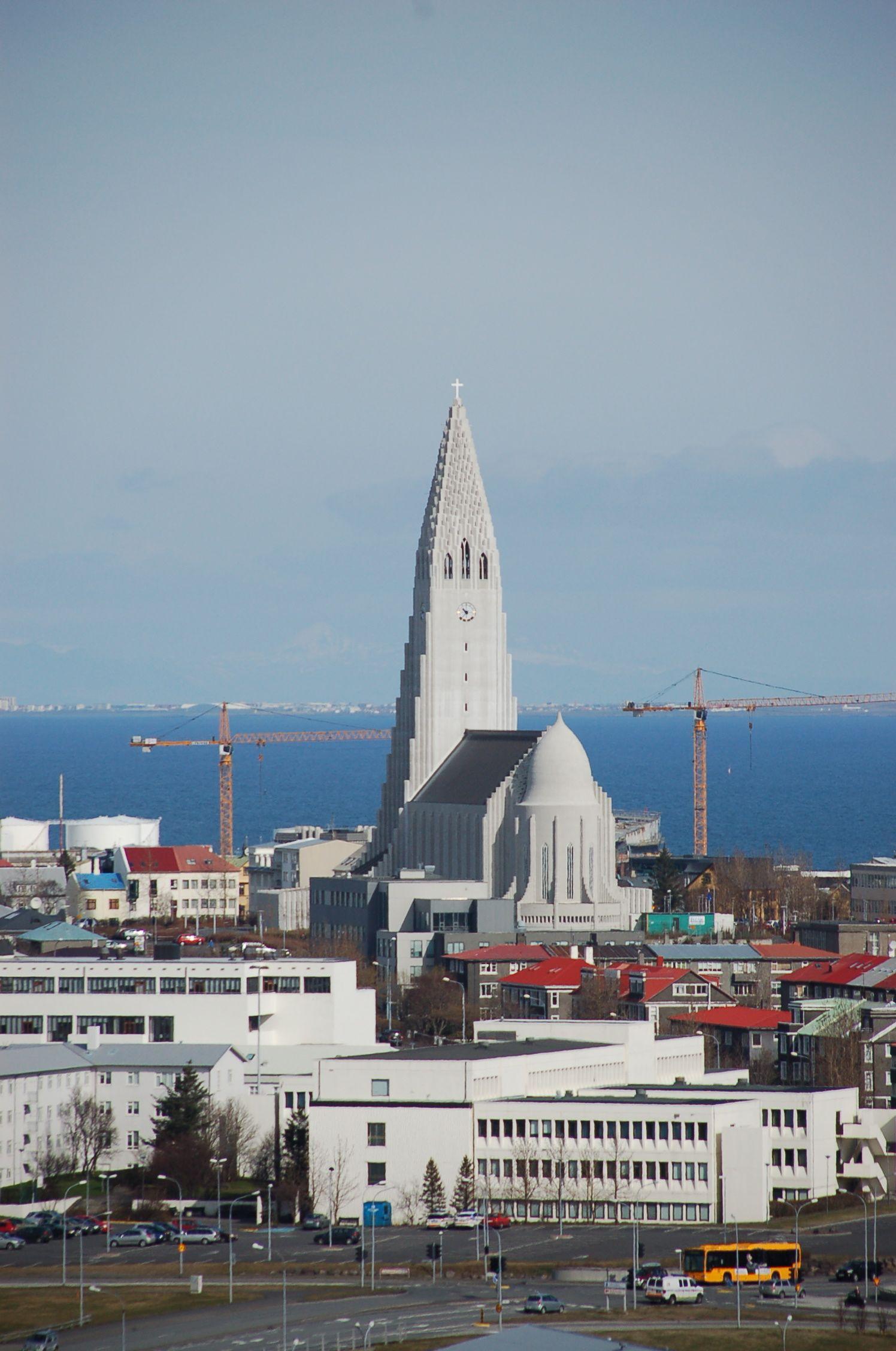 Oder ein Ausflug nach Reykjavik, die hispte Musikmetrople des Nordatlantiks