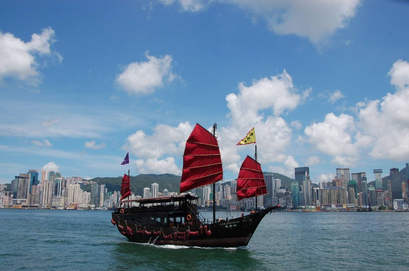 Hongkong Stadt1