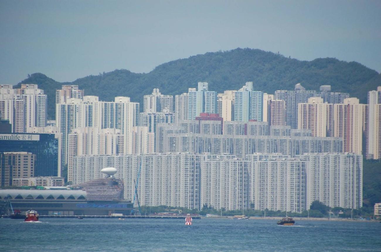 Hongkong Stadt2