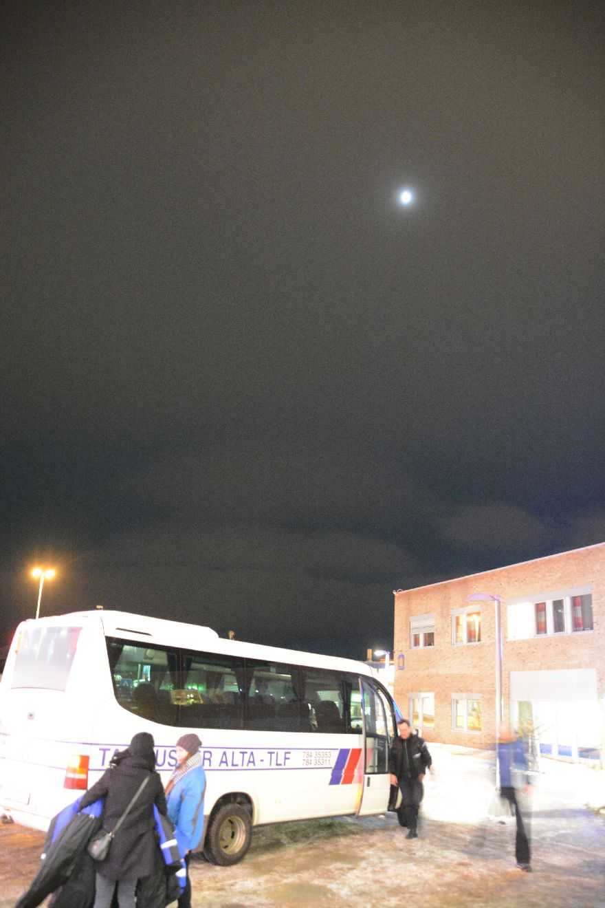 Polarlicht in Norwegen02