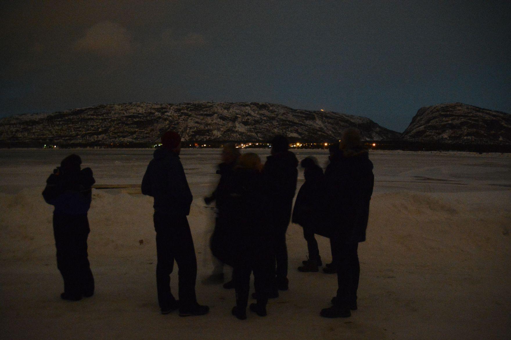 Polarlicht in Norwegen08