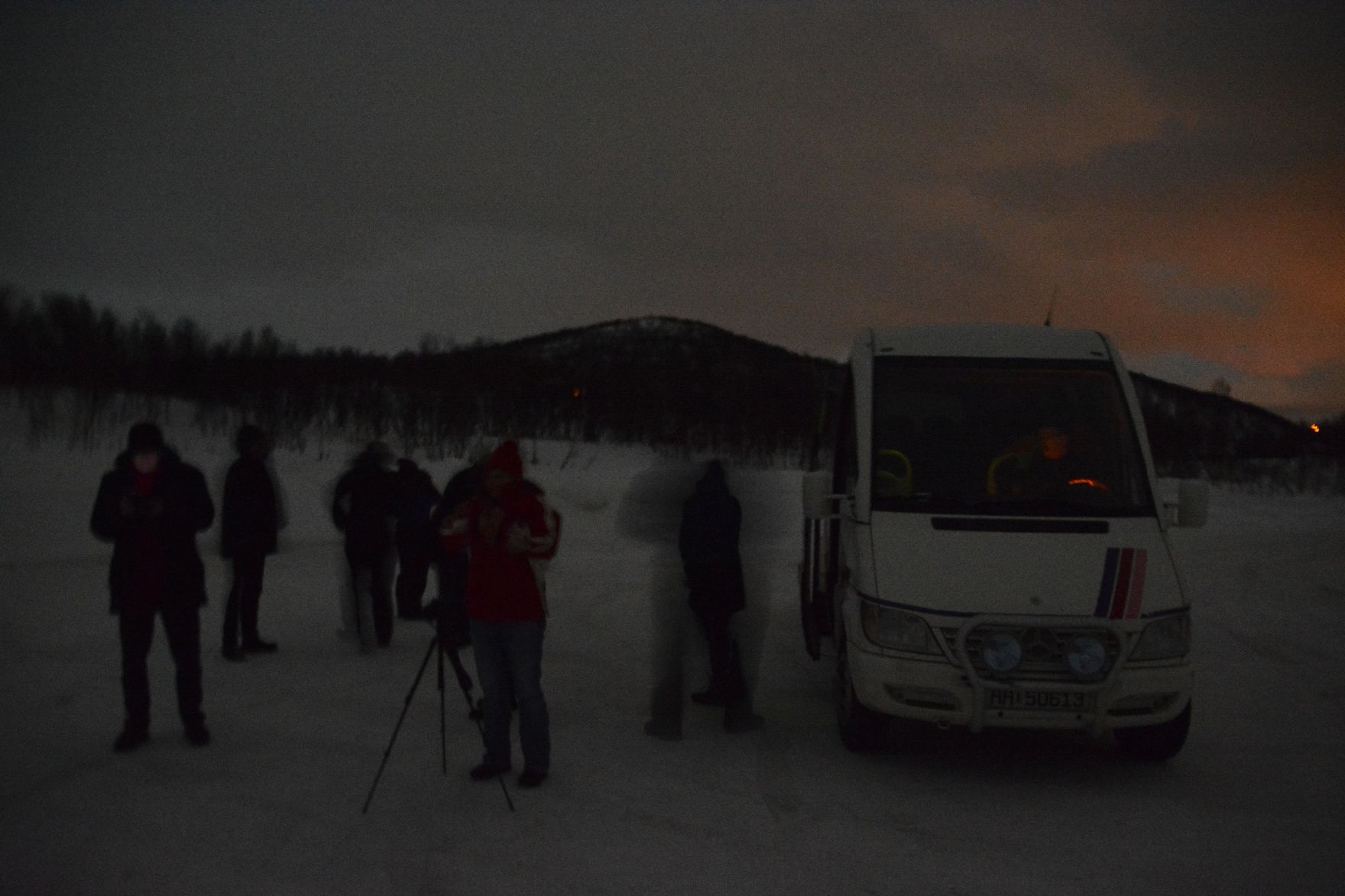 Polarlicht in Norwegen10