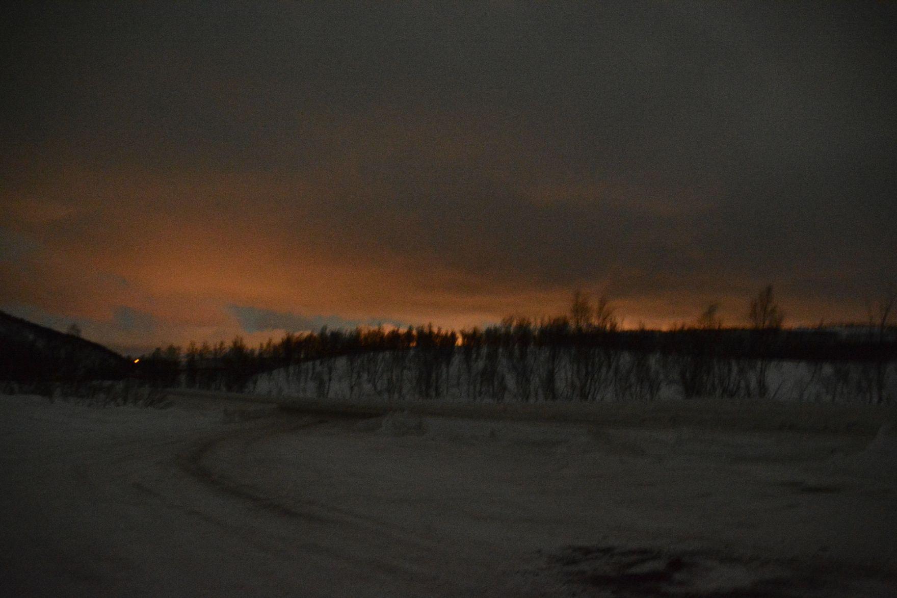 Polarlicht in Norwegen12