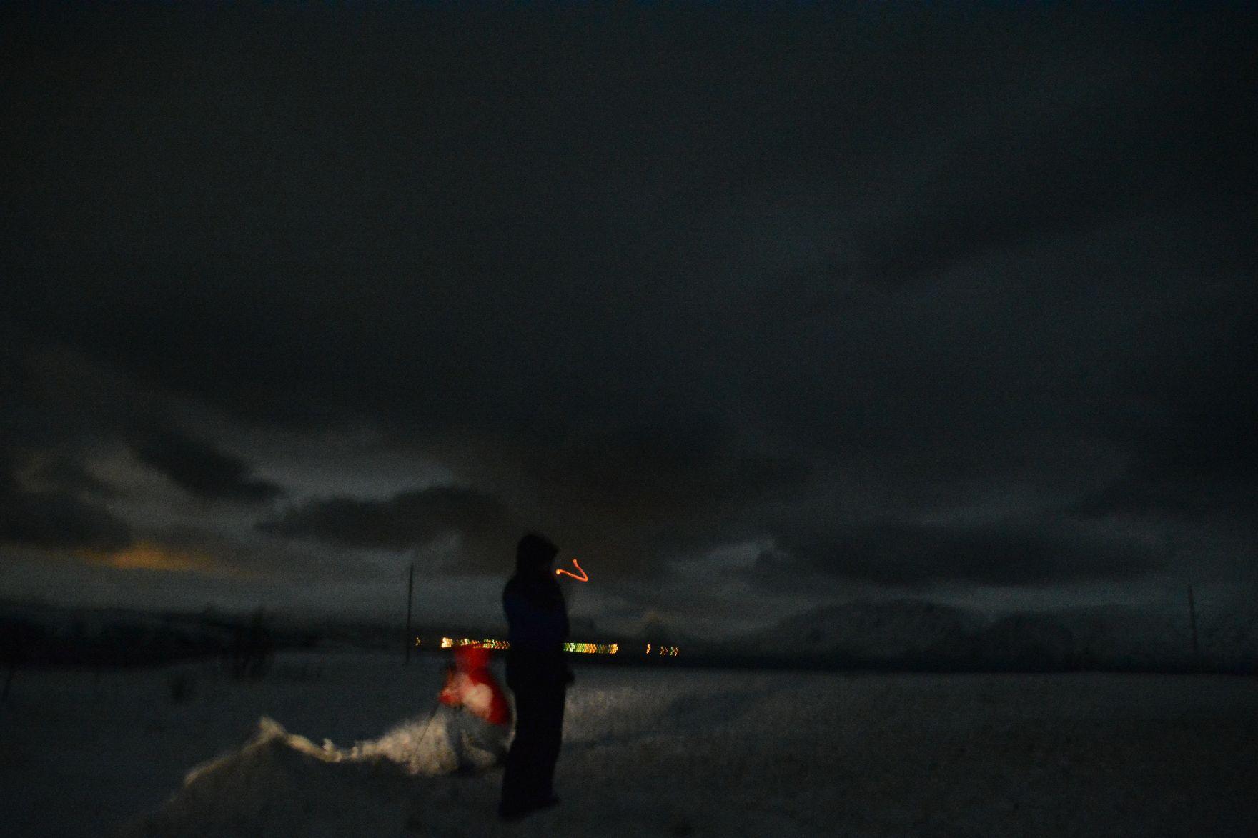 Polarlicht in Norwegen15