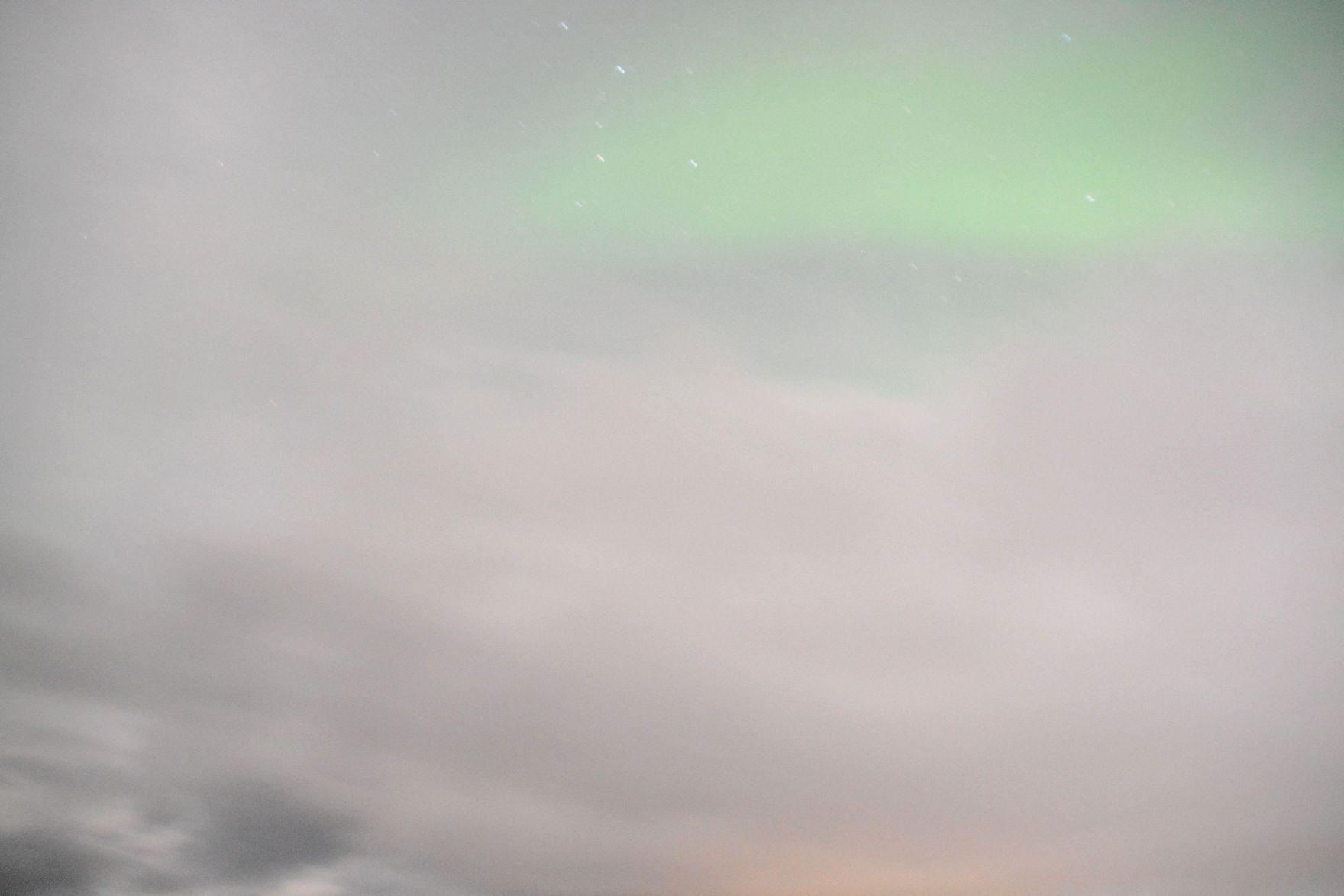 Polarlicht in Norwegen26