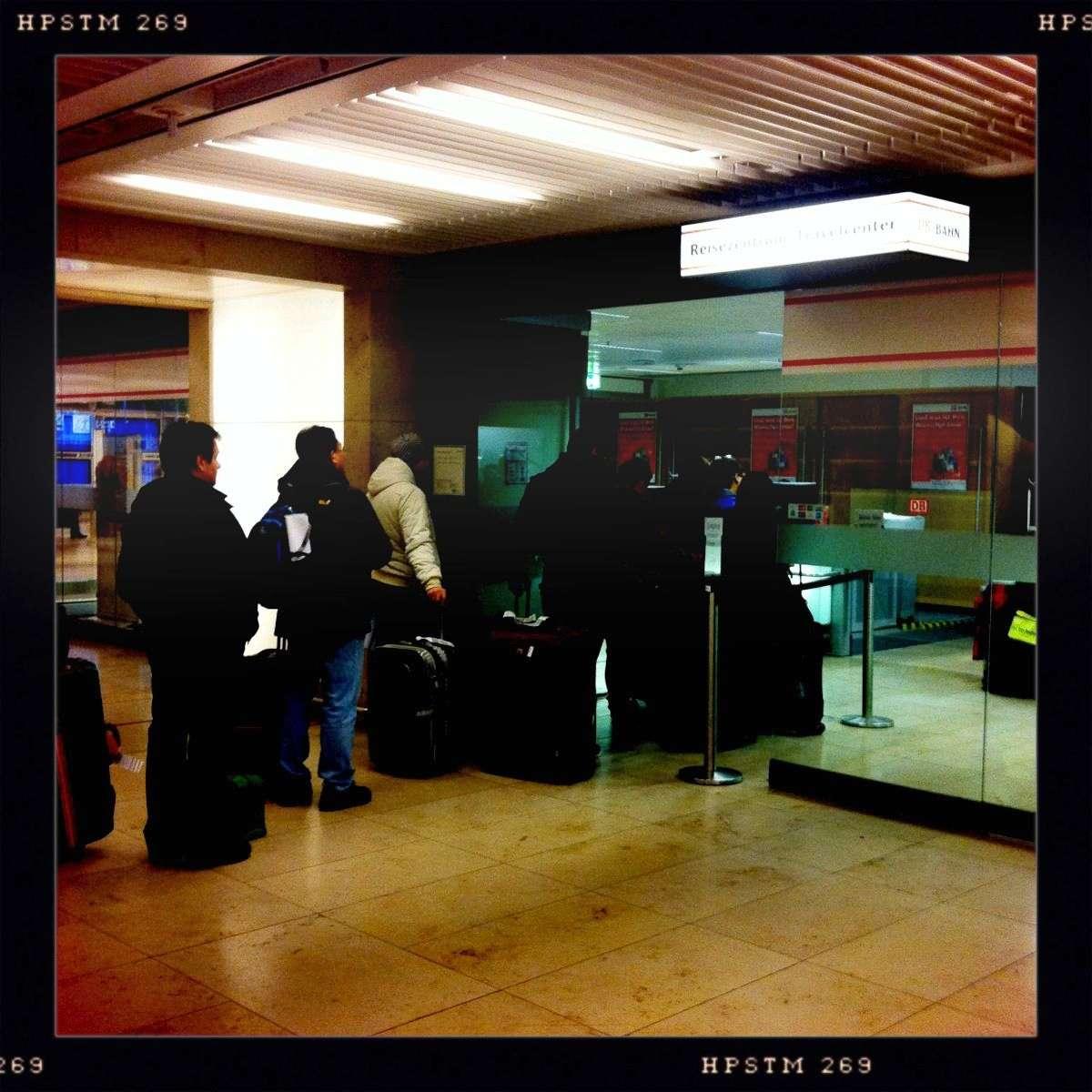 Streik am Flughafen05