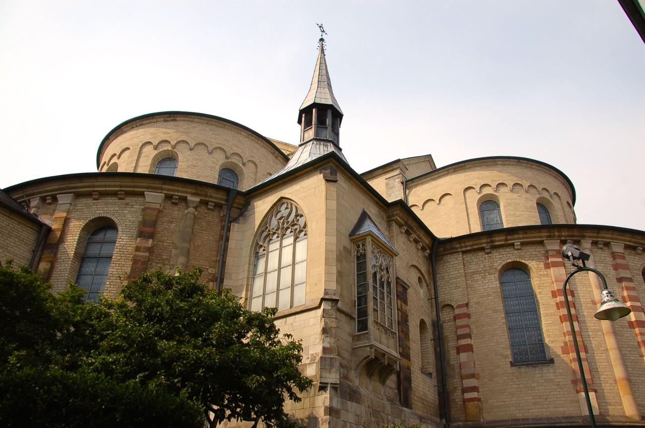 Ein stiller Lieblingsort: St. Maria im Kapitol