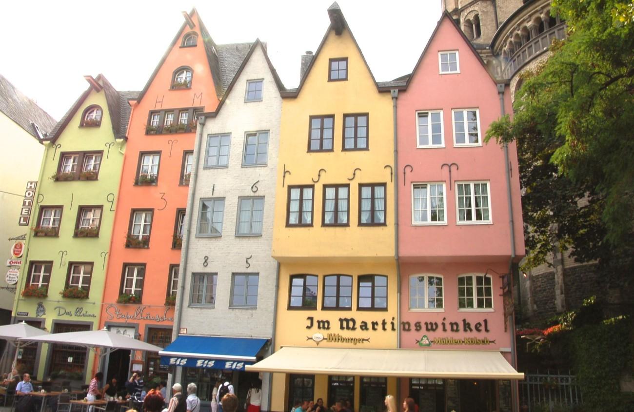 Zeugnis der glorreichen Vergangenheit: Der Fischmarkt in der Altstadt