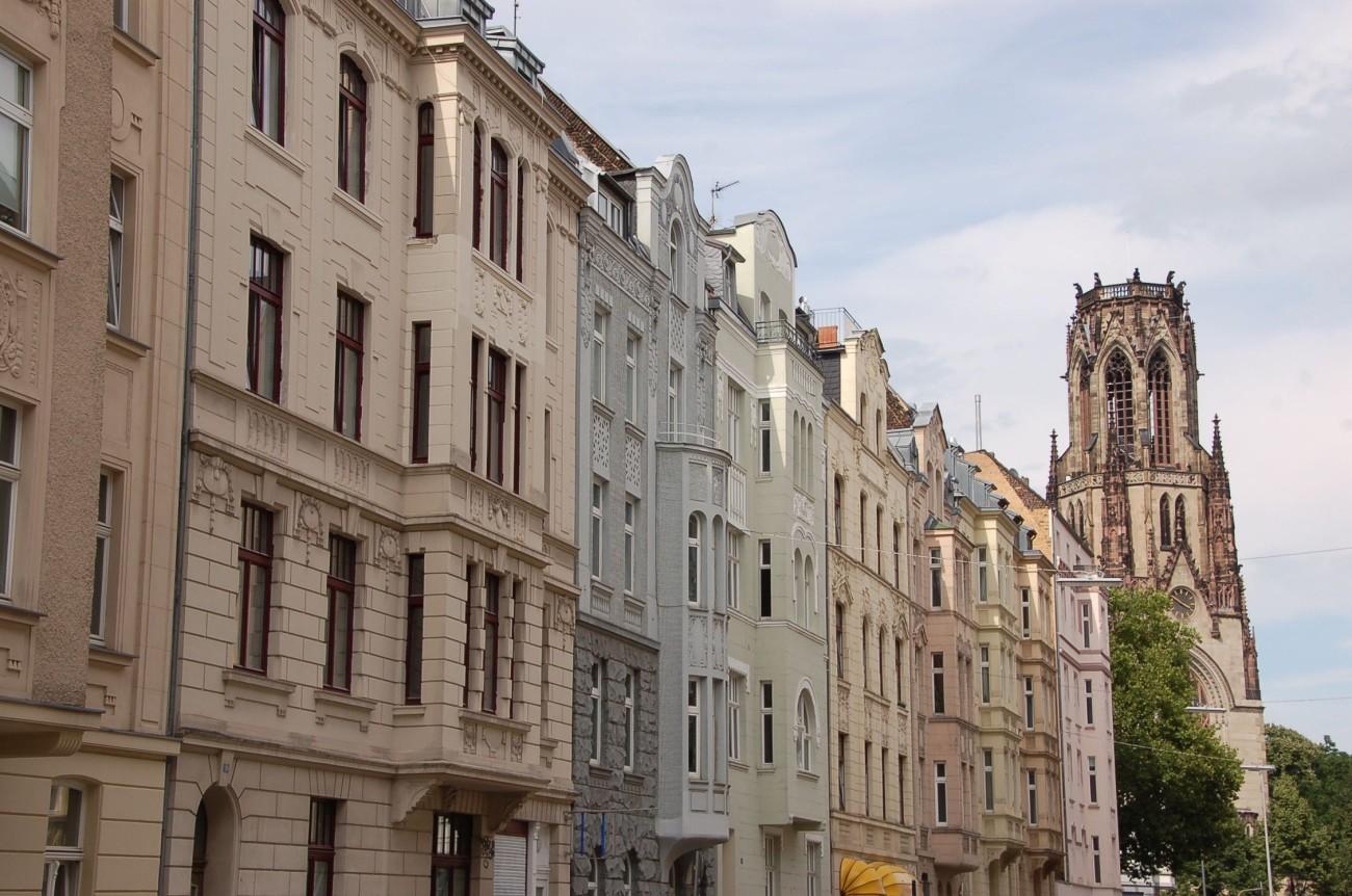 Die immer wiederkehrende Frage beim Schreiben: Wie schön hätte diese Stadt sein können
