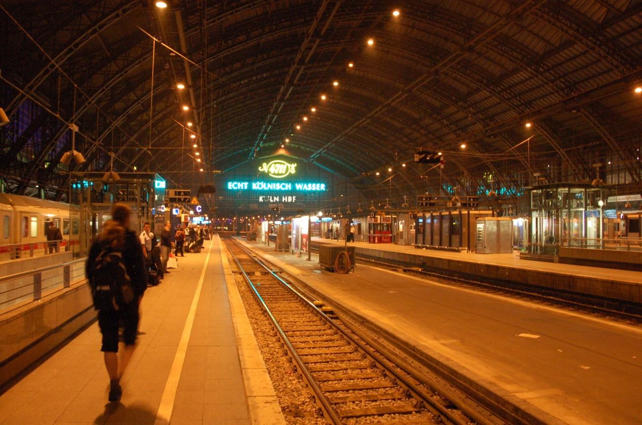 Mein heimlicher Lieblingsort: Die Bahnhofshalle