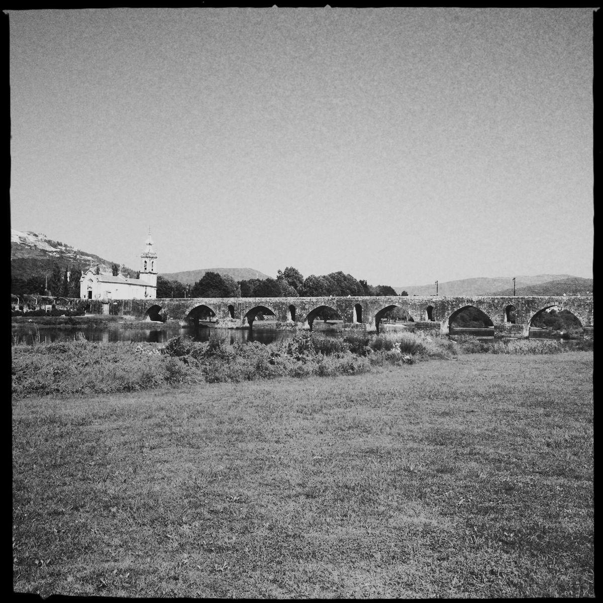 Nicht minder hübsch: Ponte de Lima, ein Dorf in der Provinz Minho, in dem die Römer eine Brücke hinterlassen haben