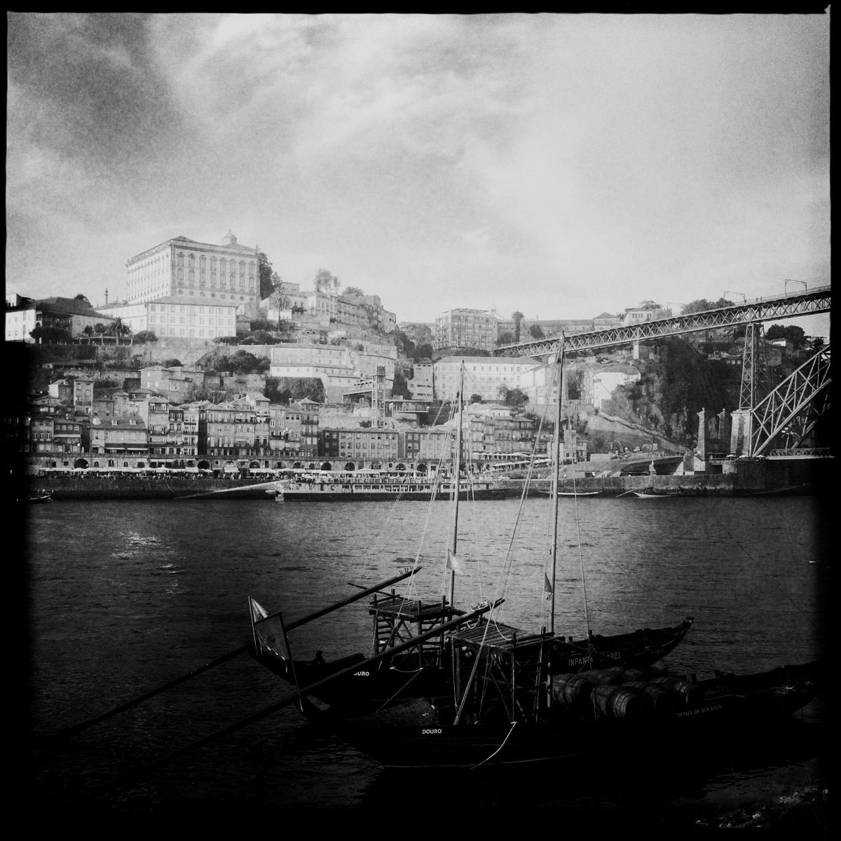 Die Stadt am Douro ist die vielleicht stolzeste und würdevollste, die ich in Europa gesehen habe