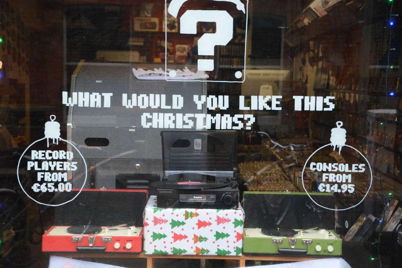 Klare Frage, klare Antwort: Auch 2014 will ich wieder VINYL haben