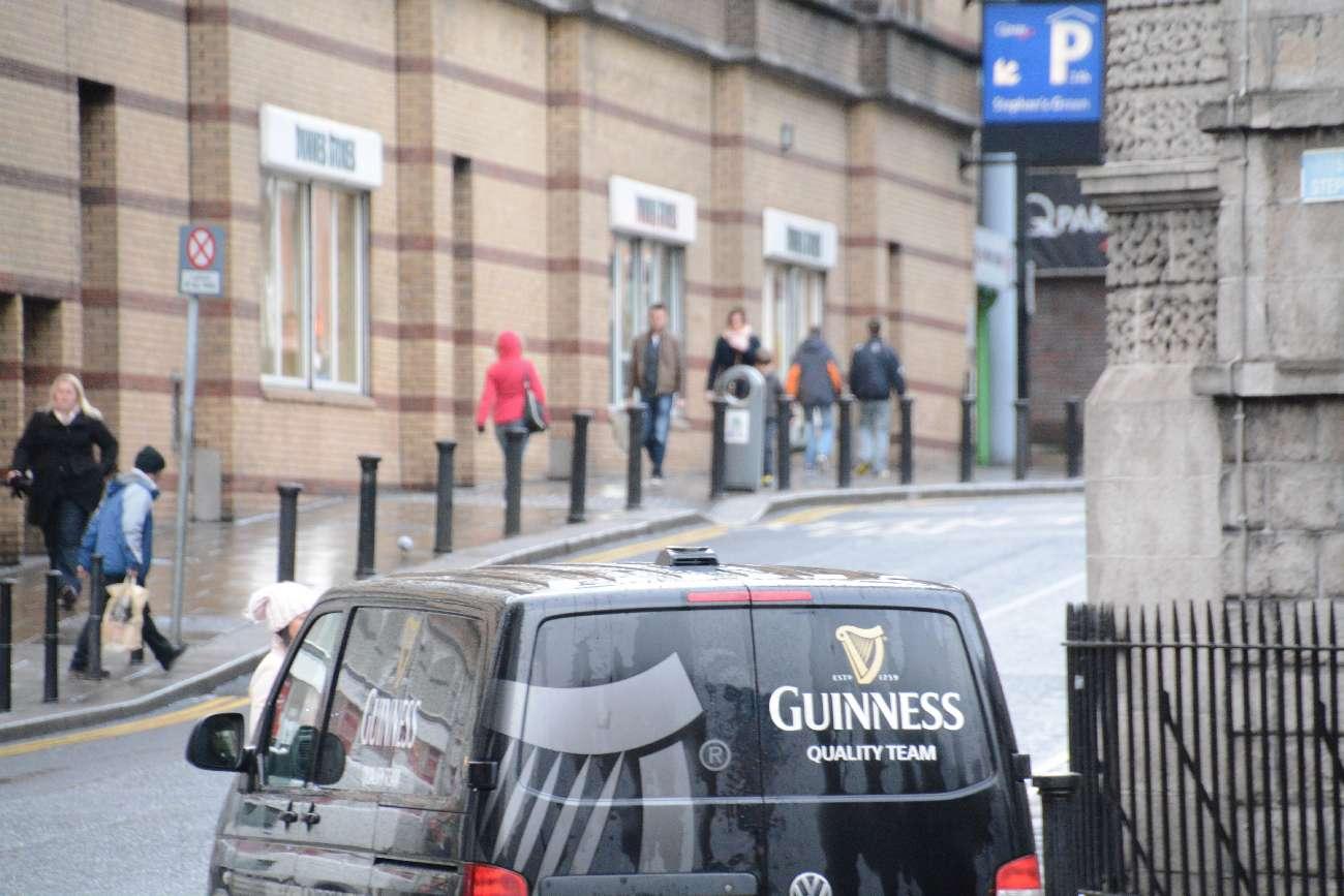 Patrouille im Auftrag: Das Guinness Quality Team