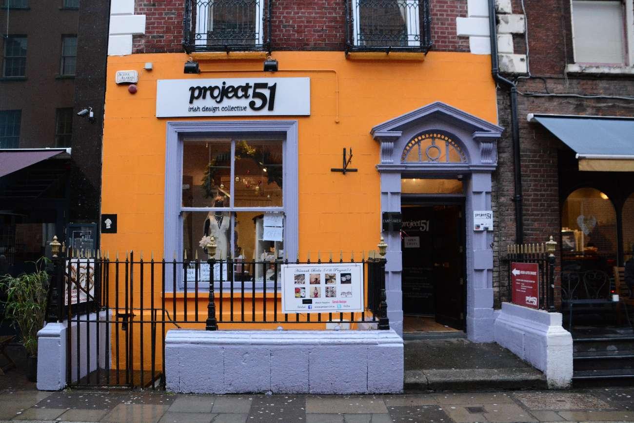 Nicht nur kleeblattgrün: Dublin ist eine bunte Metropole