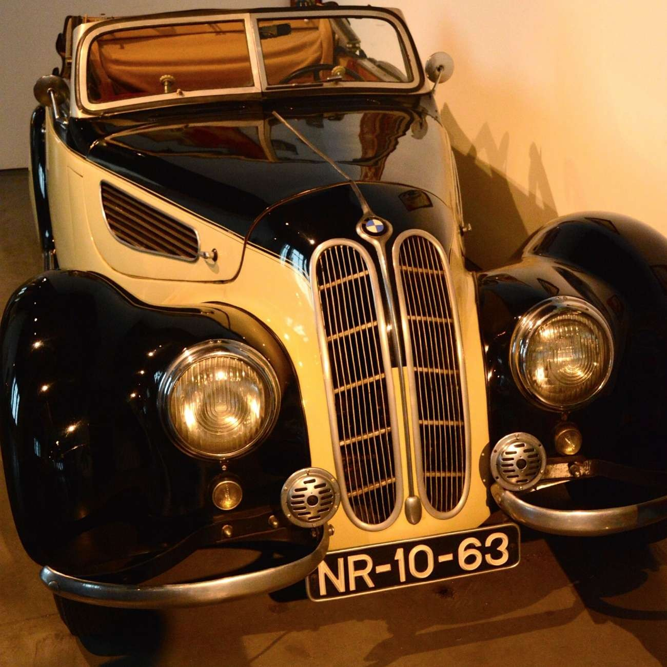Das Modell 327/328 ist der Beweis, dass sogar BMW einst geschmackvolle Autos bauen konnte (1938)