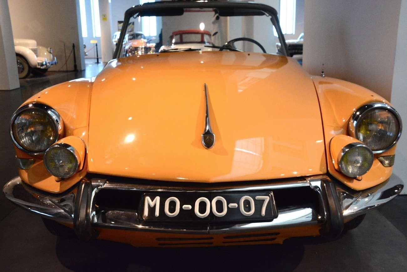 Die Königin der Automobile. Bis heute unerreicht: Der Citroen DS in einer Cabrio-Version