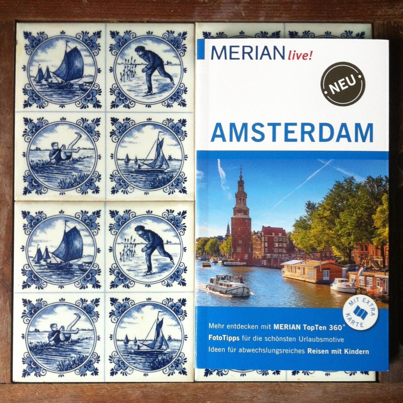 In einem Lied heißt es: Niemand kann sich besseres vorstellen, als ein Amsterdamer zu sein