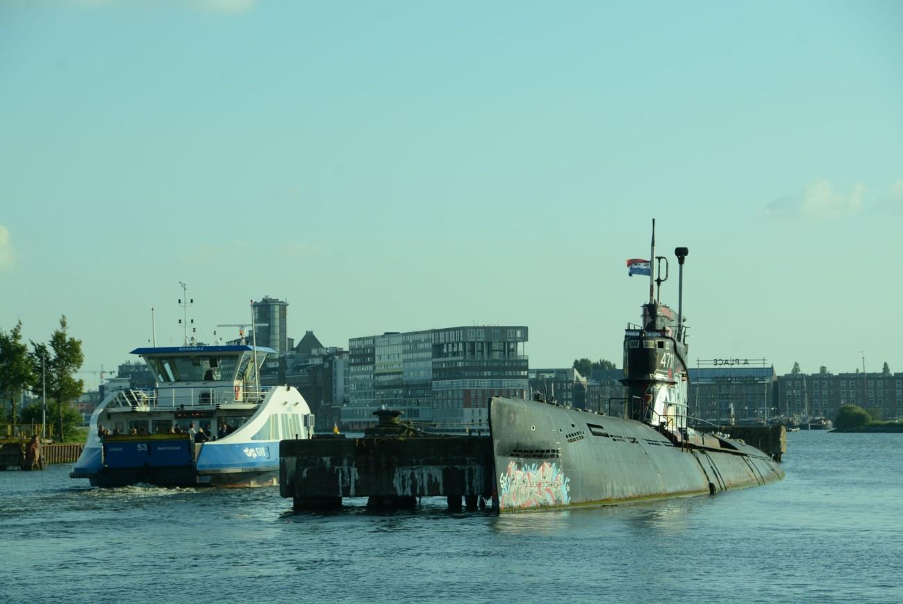 Lieblingsort #8: Die Anfahrt zur NDSM-Werft in Noord