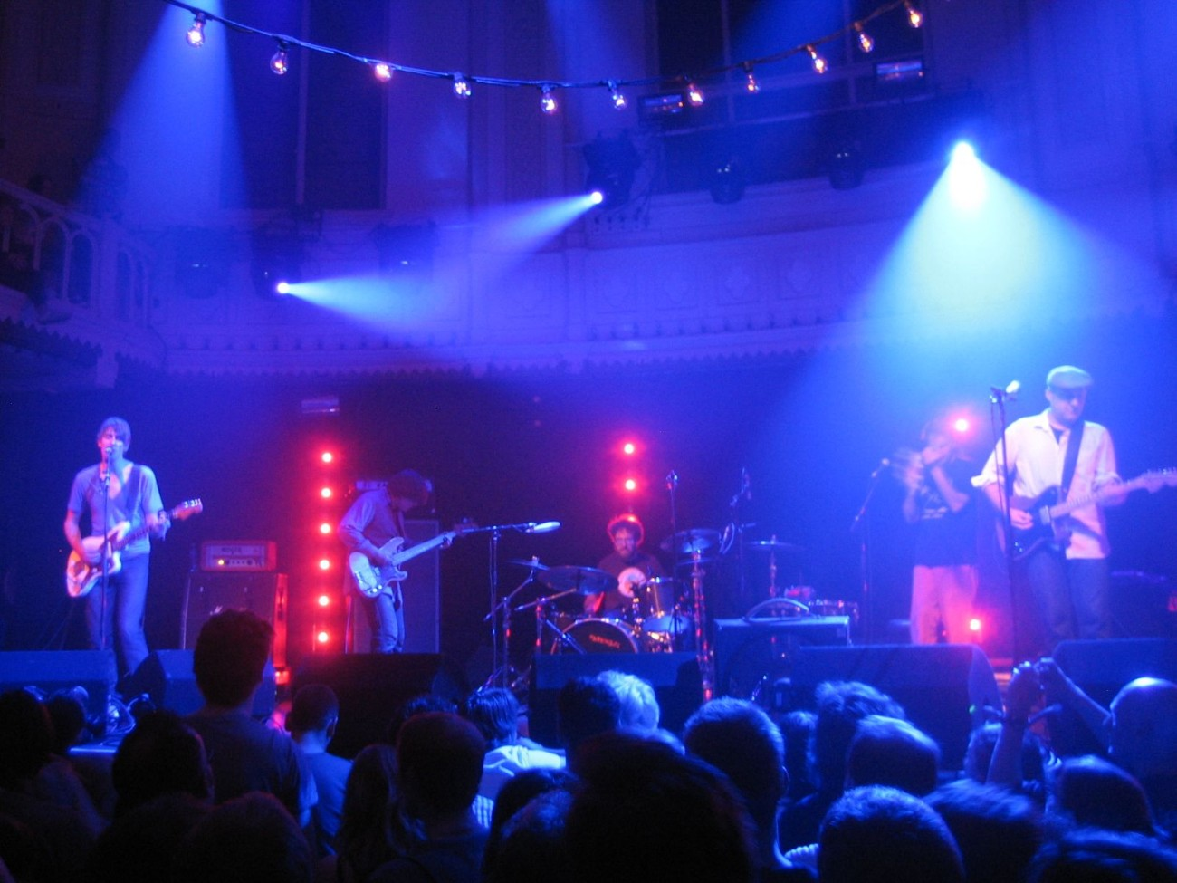 Lieblingsort #5: Das Paradiso, hier beim Konzert von Pavement 2010