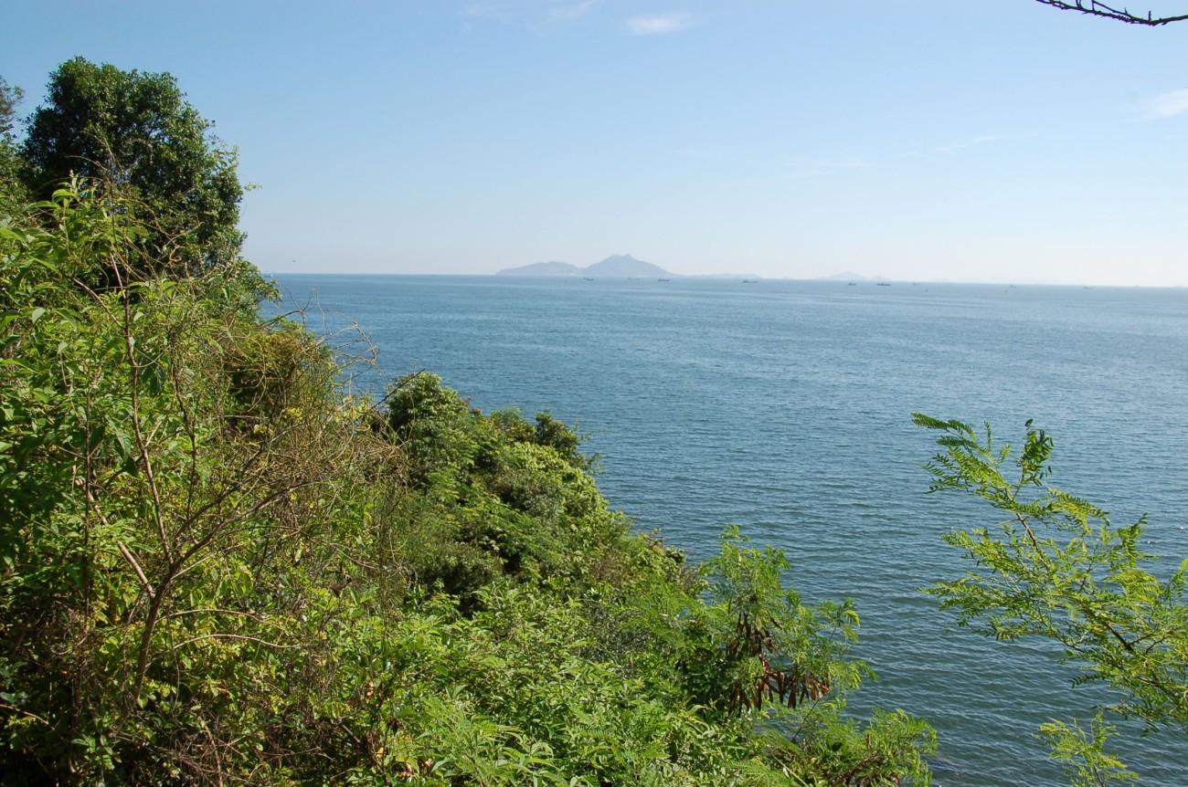 Doch der ein oder andere Ausblick auf Pazifikbuchten entschädigt mühelos