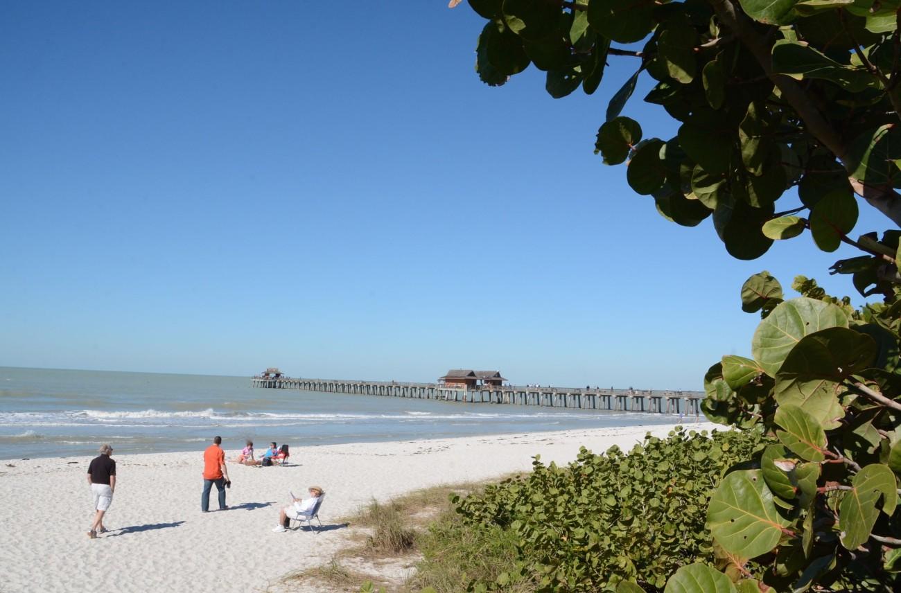 Alltag in der Stadt der Reichen: Sonne, Strand und wenig Sorgen