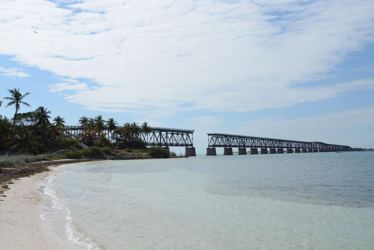 """Mein Lieblingsort: Die """"Old Bahia Honda Bridge"""""""