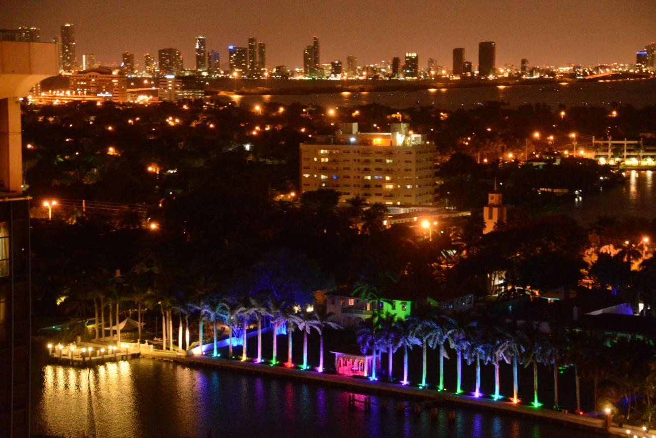 Tropisch schwül und voller Energie: Miami erfindet sich ständig neu