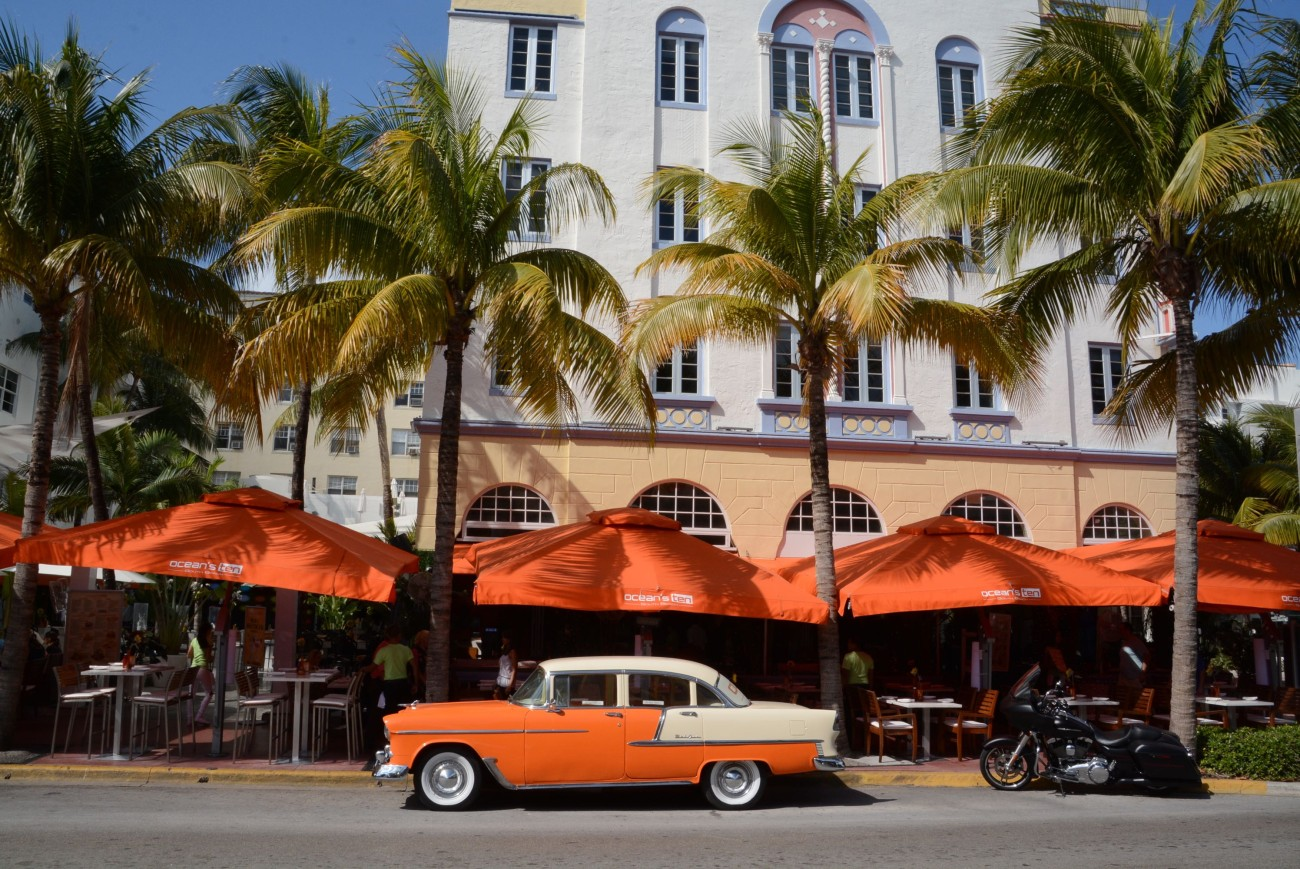 Selbstverliebt und stilsicher: South Beach Miami ist und bleibt der schönste Stadtteil des Kontinents