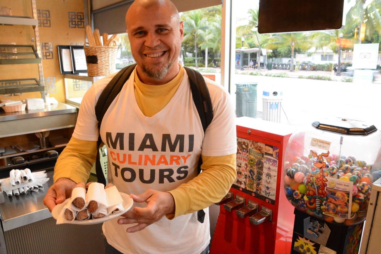 South Beach kulinarisch - das ist eine Reise quer durch die Küchen Süd- und Mittelamerikas