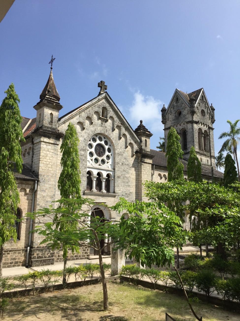 Auch die Fassade des 1868 errichteten Gotteshauses befindet sich in gutem Zustand