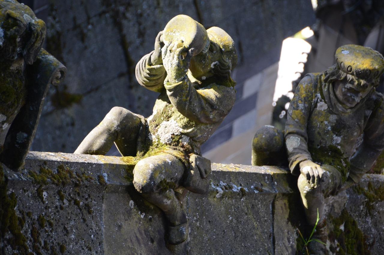 Auch das Laster des Saufens war im 16. Jahrhundert nicht unbekannt