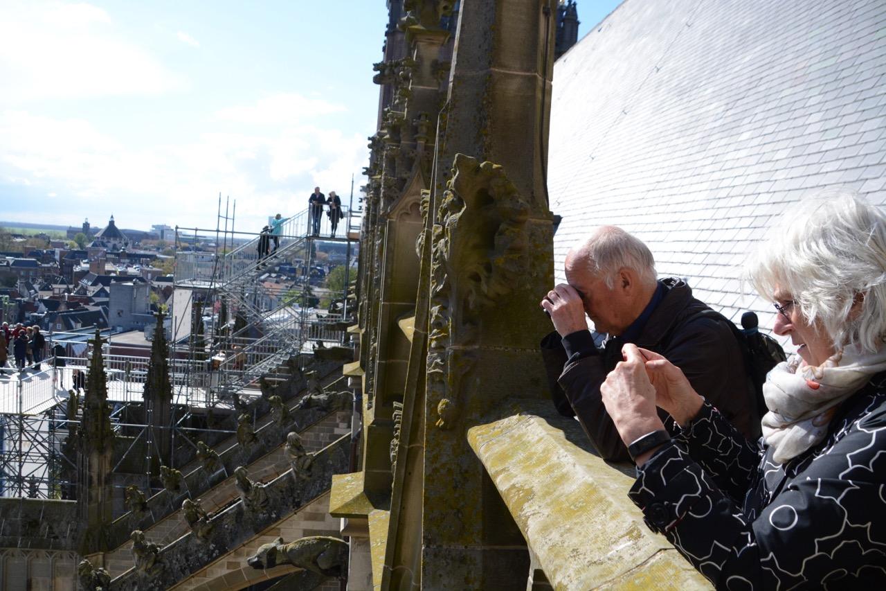 Den Bosch auf den Dächern der Kathedrale26