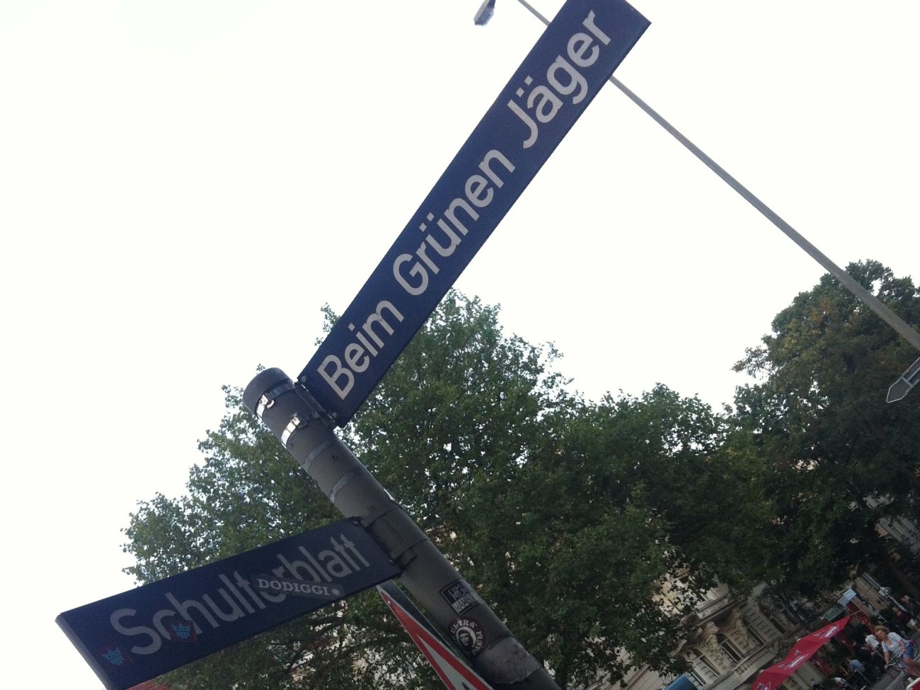 Where the streets have funny names