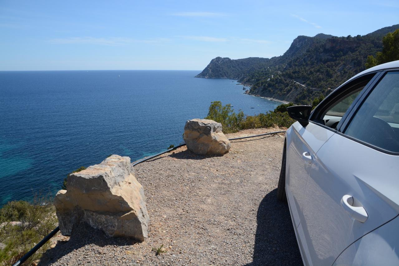 Mein besonderer Dank geht an Auto Europe, die den Seat Leon zur Verfügung gestellt haben