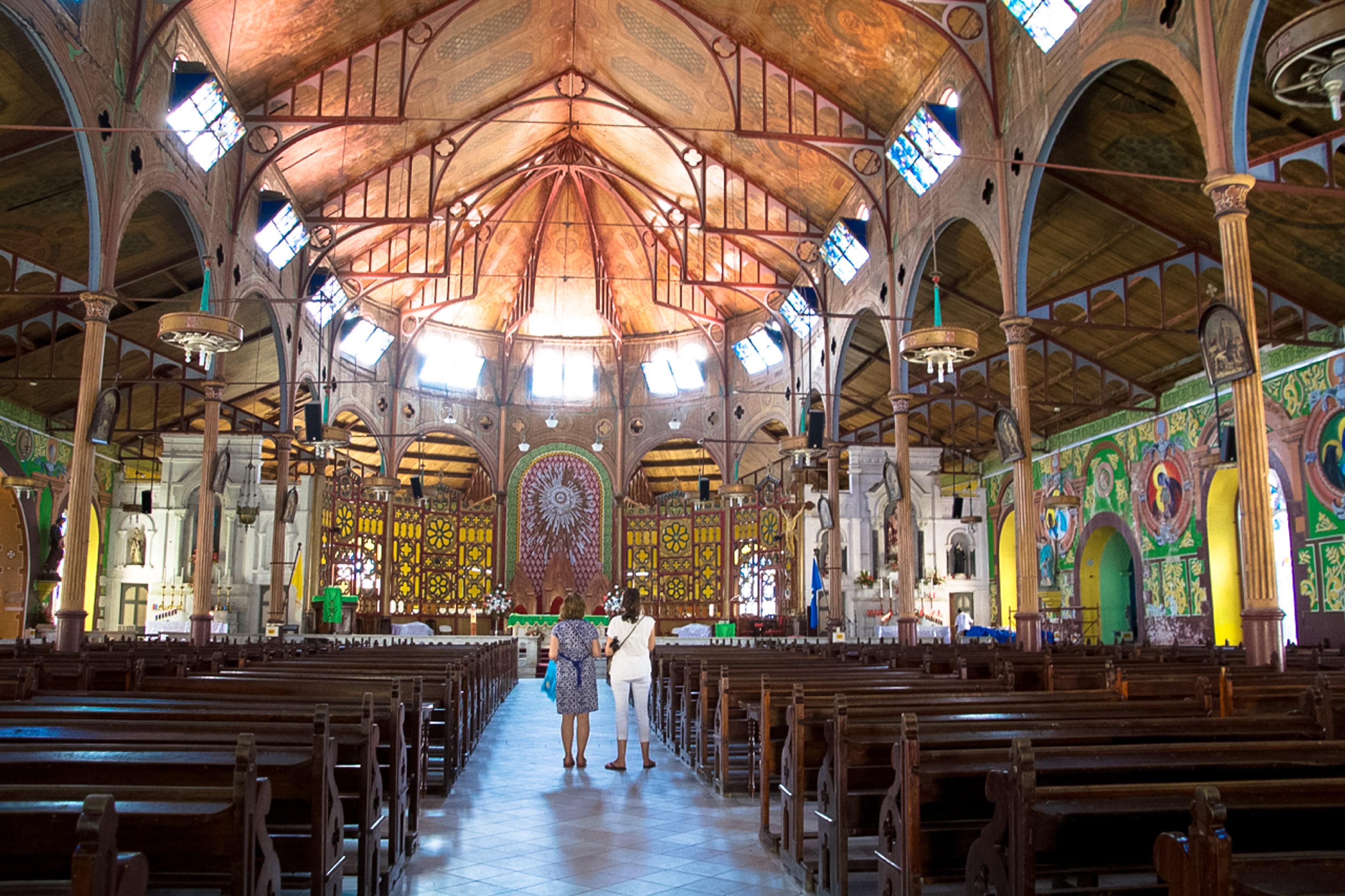 Kathedrale von Castries