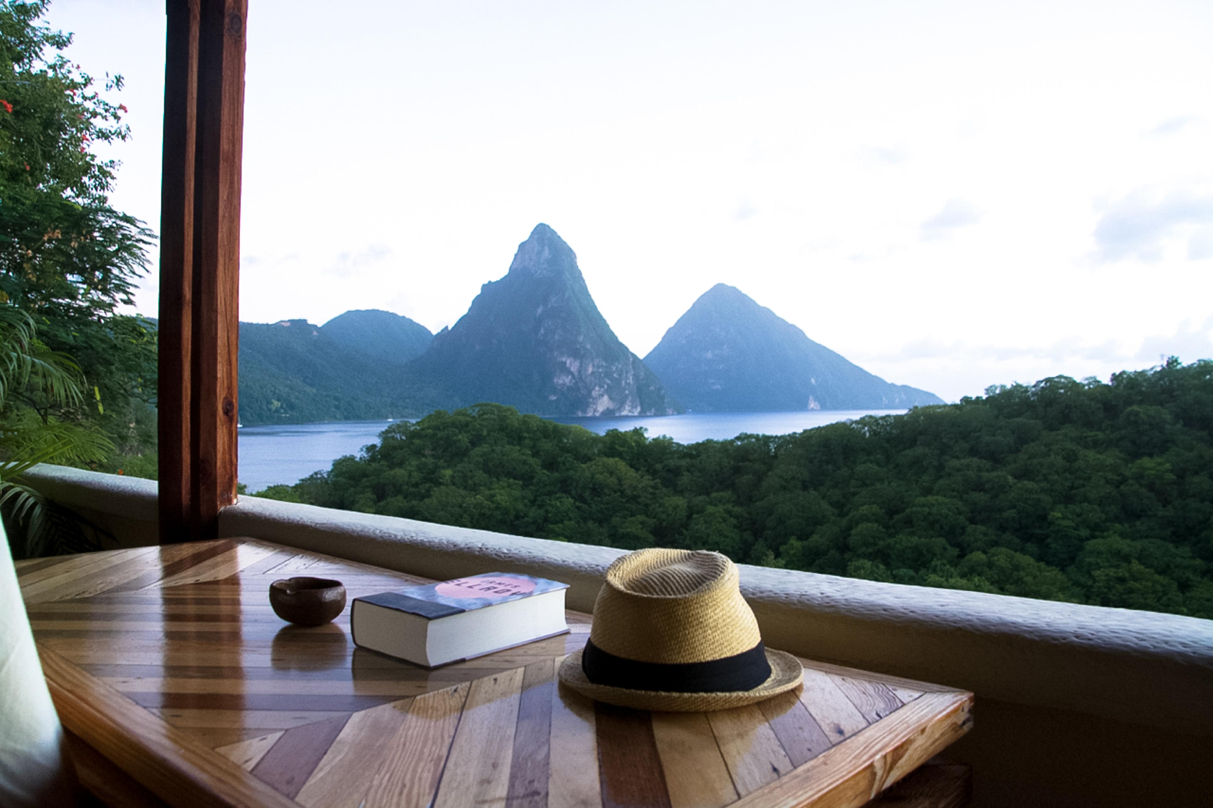Hotel Anse Chastanet, St. Lucia, Übernachten auf St. Lucia