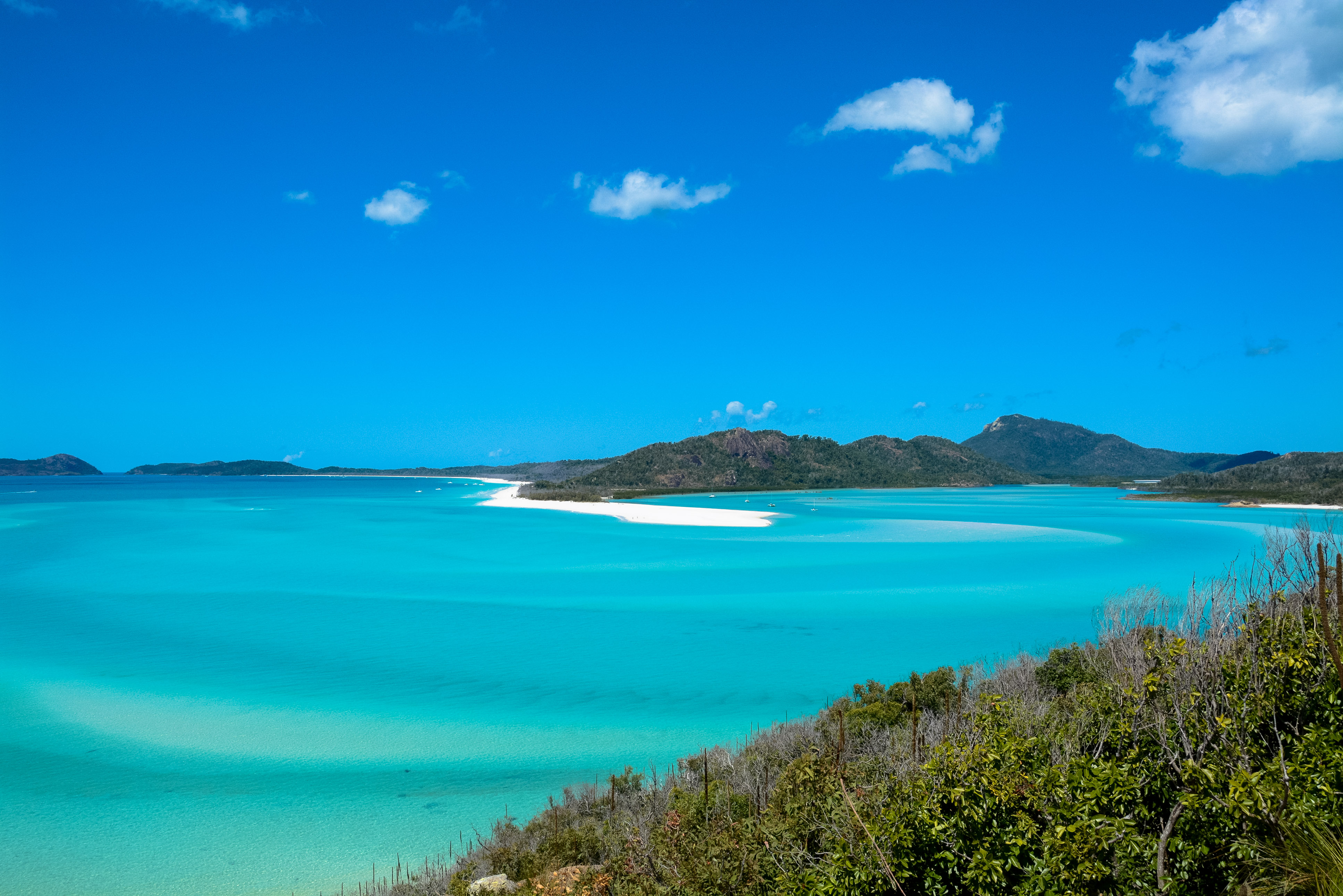 Hill Inlet, Whitsunday Islands National Park